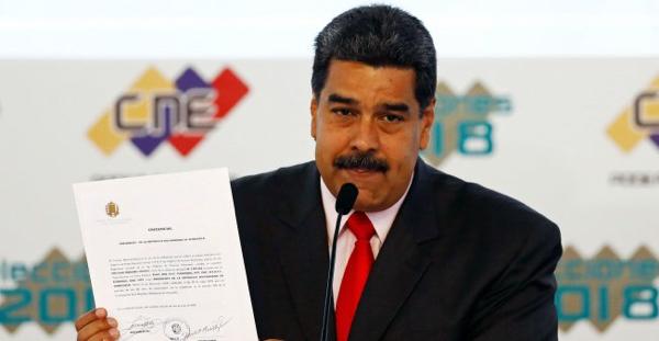 Maduro ordenó expulsar a dos diplomáticos de EE.UU.