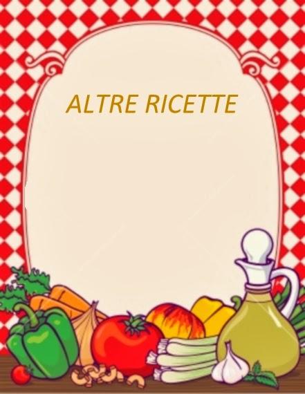 MENU+ALTRE+RICETTE