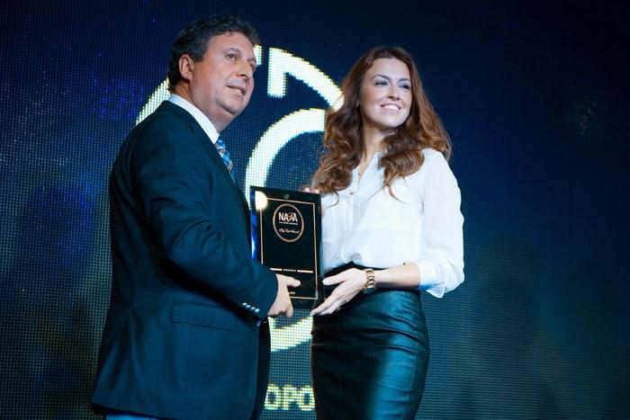 ''Έκλεψε'' την παράσταση το πρώτο gala της ΝΑFA στο Καζακστάν!