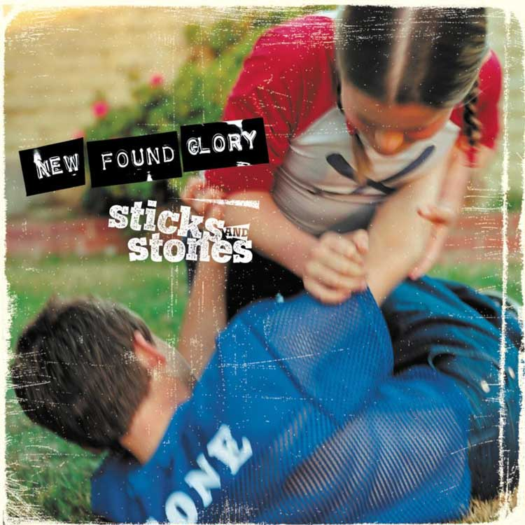 New Found Glory - Stick and Stones (2002)