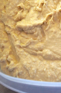Roasted Garlic Hummus: Savory Sweet and Satisfying
