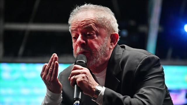 """""""Asociar a Lula con caso Petrobras """"sin pruebas"""" es una campaña de difamación"""""""