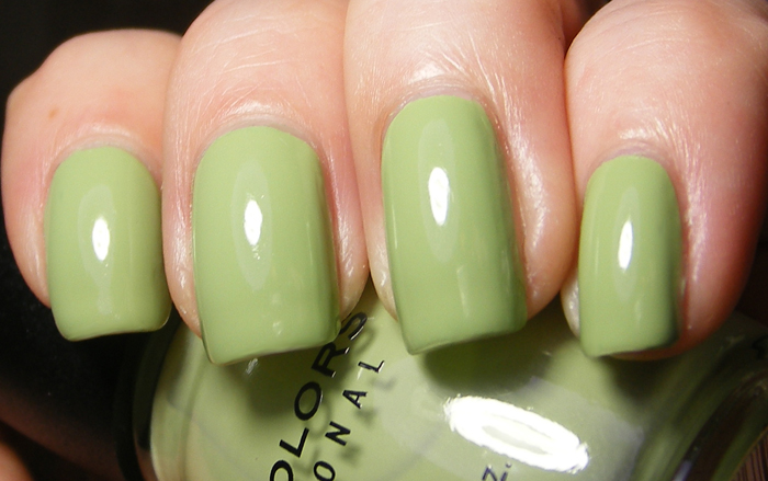 xoxoJen's swatch of Sinful Colors - Olympia