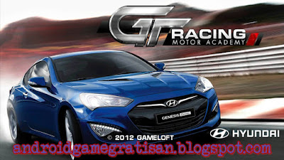 Download Game Android Gratis GT Racing Academy Hyundai Edition apk + obb
