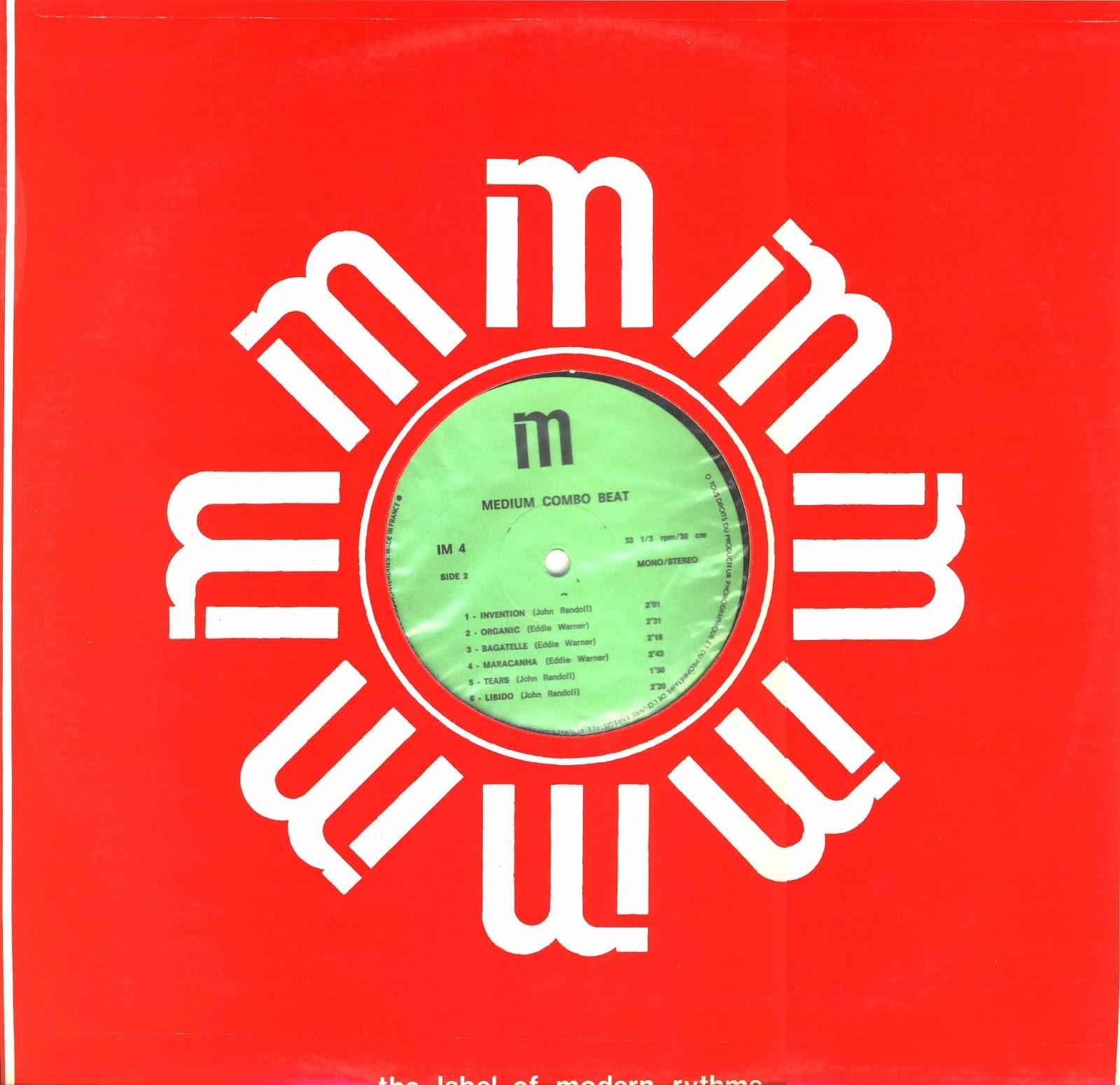 Eddie Warner John Randoll Chamber pop Various Instrumental Pop