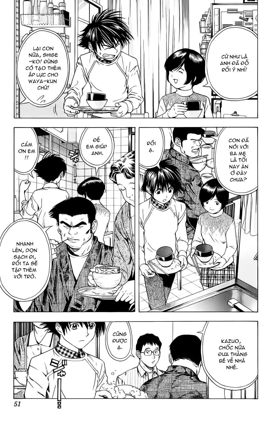 Hikaru No Go hikaru no go chap 90 trang 6