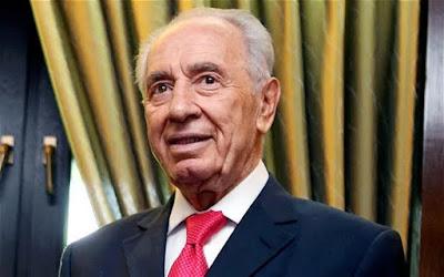 SHIMON PERES FORMER ISRAELI PRESIDENT DIES AT AGE 93