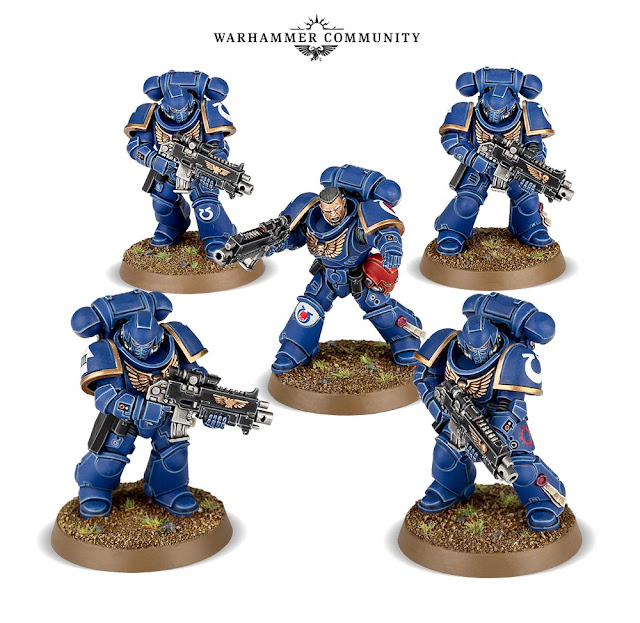 Games Workshop: Warhammer 40K - Dark Imperium Boxed Set