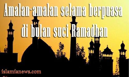 Bacaan Dzikir Doa Bulan Ramadhan Lengkap Sesuai Sunnah