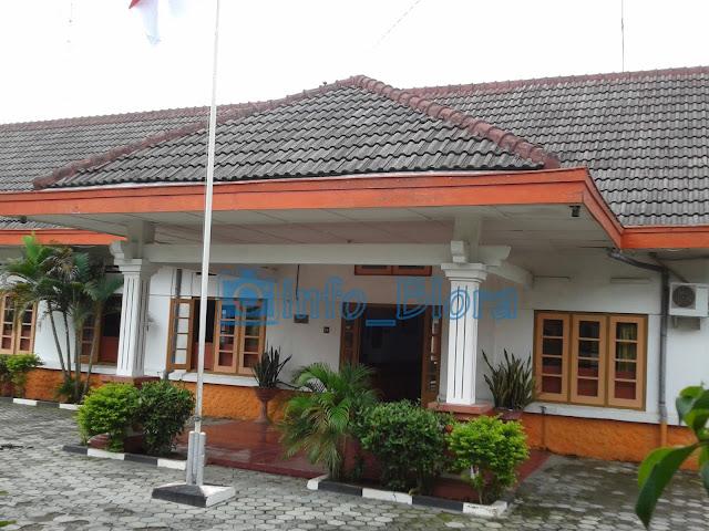Kantor Perum Perhutani Unit I Jawa tengah KPH Blora