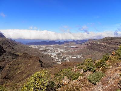 Vista de la Aldea de San Nicolás
