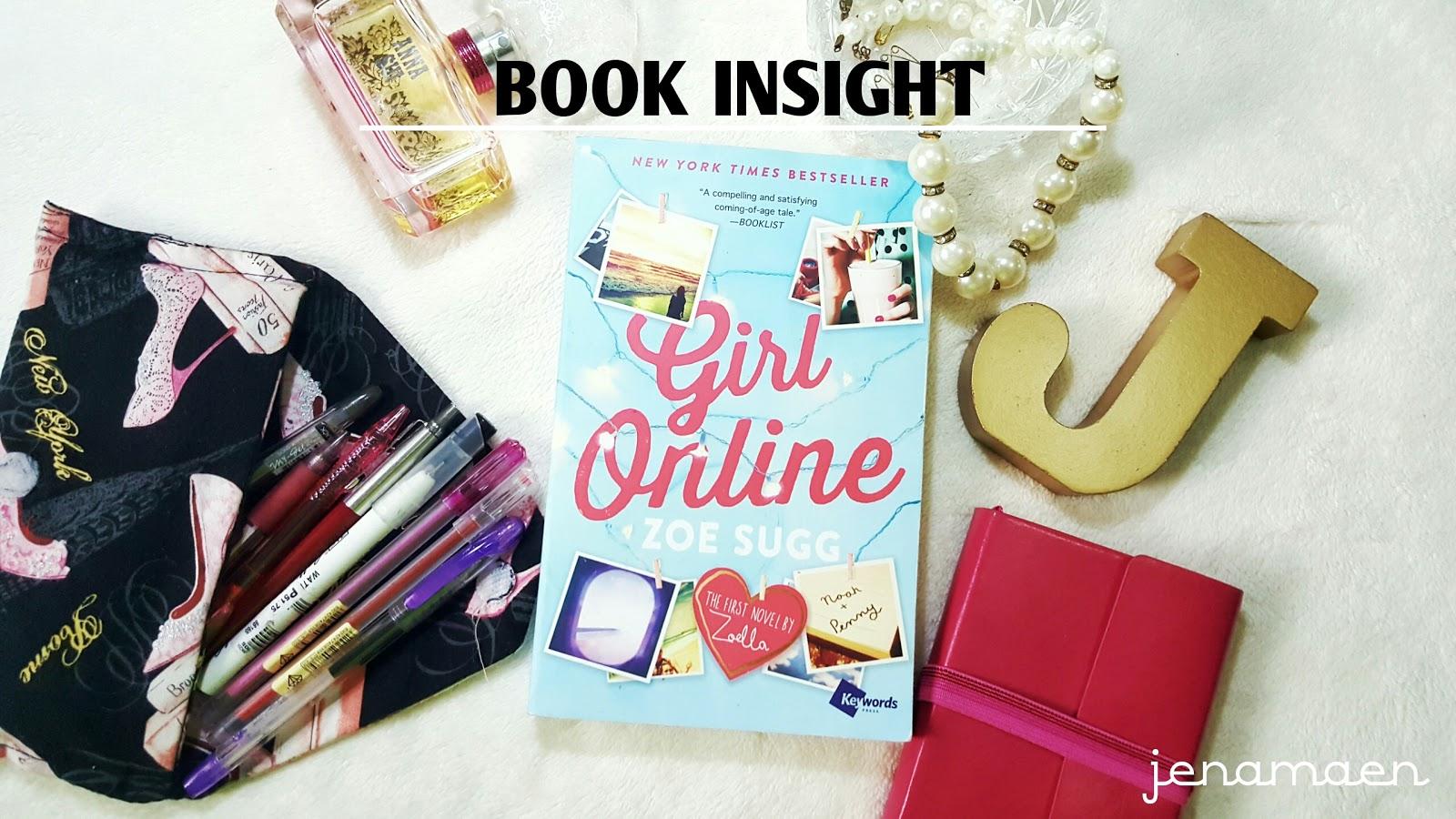 Book Insight: Girl Online
