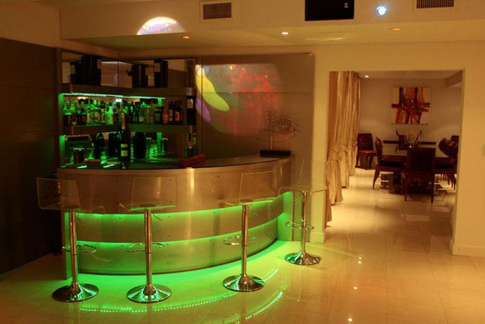 13+ Living Room Bar Designs, Decorating Ideas