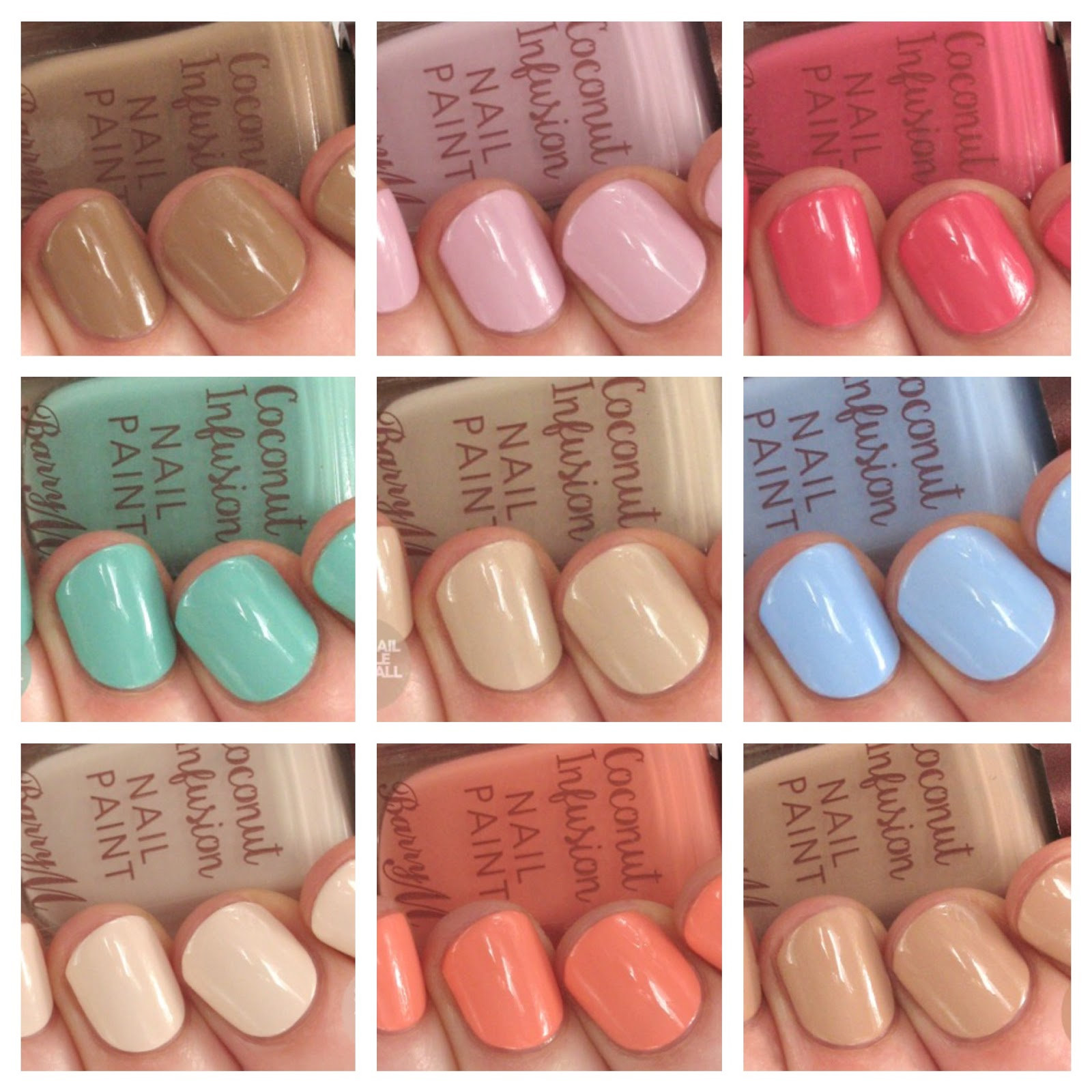 Where Can You Buy Barry M Nail Polish To Bend Light