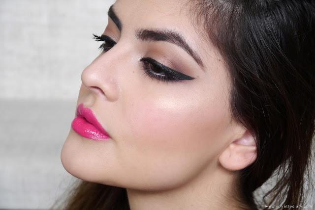 wiosenny make up