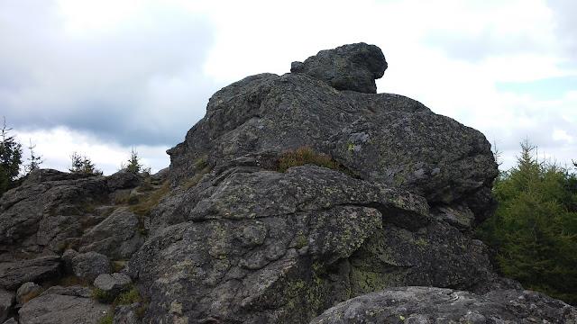 Zawalisko, Szklarska Poręba