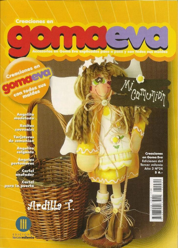 Goma Eva Nro. 24