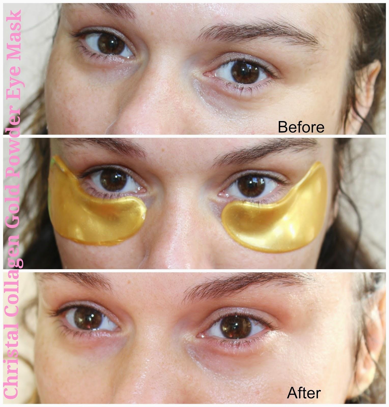 Beautiful Me Plus You Cristal Collagen Gold Powder Eye