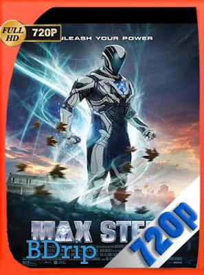 Max Steel (2016) HD BDRIP [720P] Latino [GoogleDrive] DizonHD