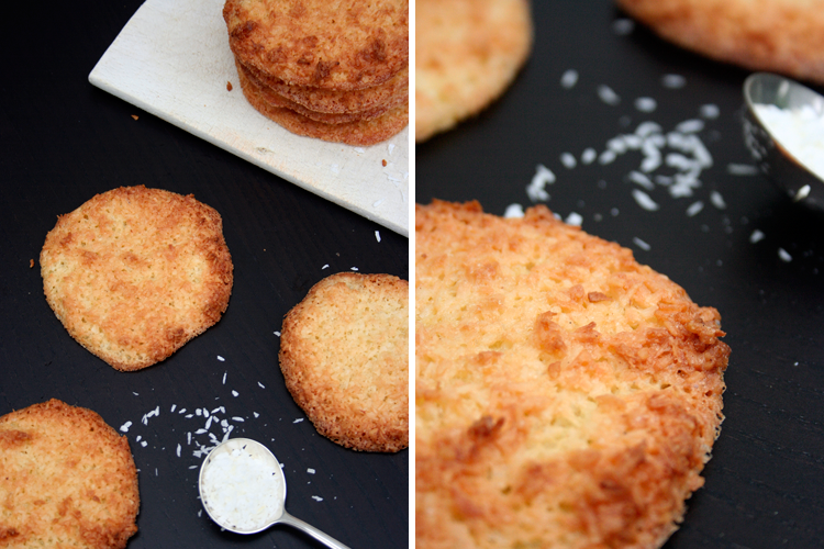Kochkarussell: Kokos-Kekse mit Meersalz