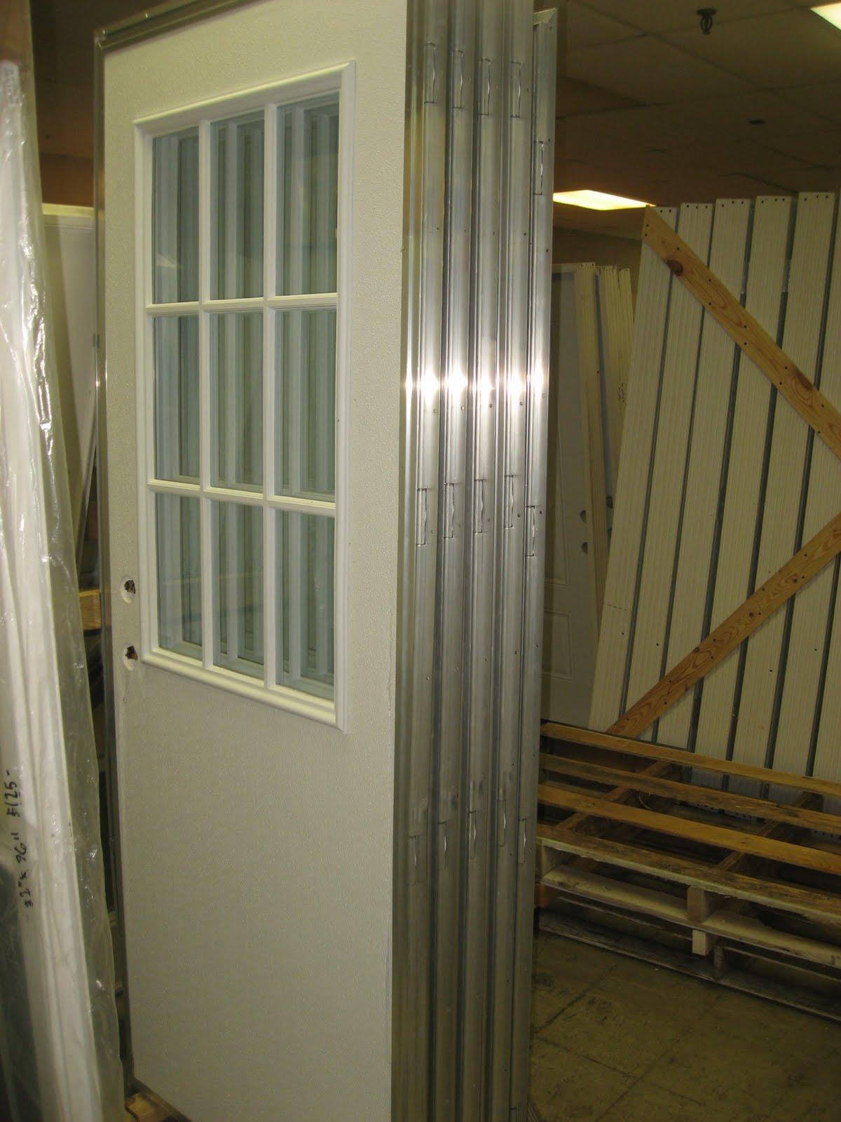 Blue Ridge Surplus: Mobile Home Doors, Windows, Ceiling Board