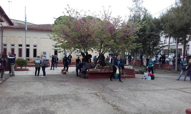 Θεσπρωτία: Μια όμορφη παρέμβση-συνεργασία του 1ου ΕΠΑΛ Ηγ/τσας με το ΚΕΘΕΑ Ηπείρου