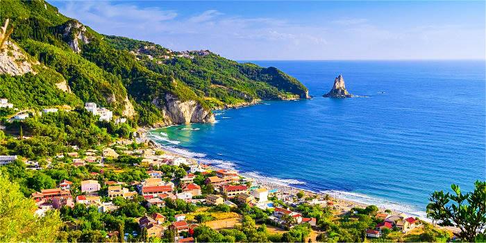 I migliori alloggi economici a Corfù