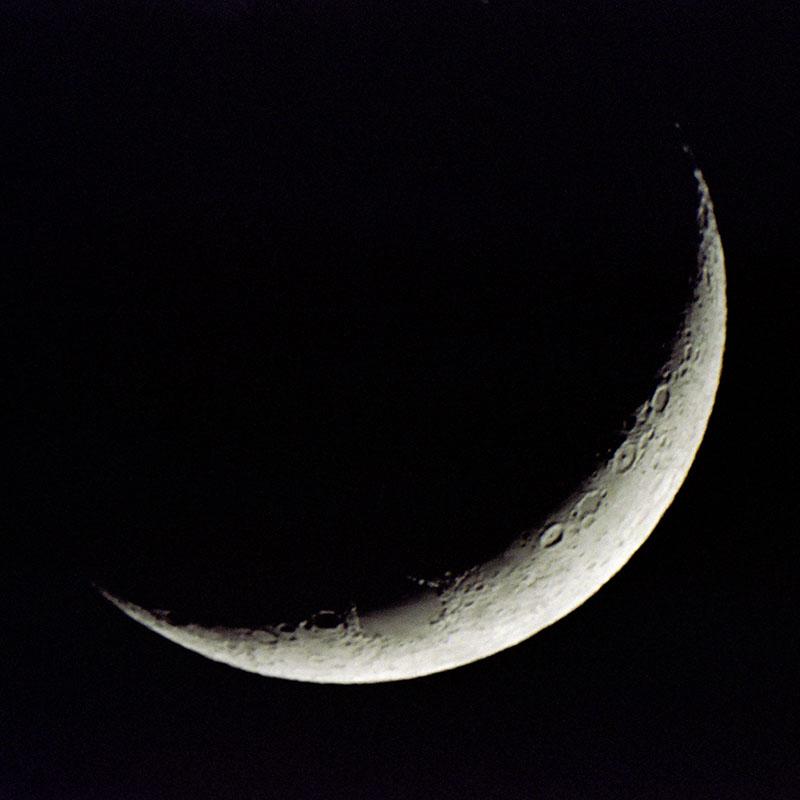 إمكانية رؤية هلال شوال 1435 هـ ( عيد الفطر المبارك ) - مدونة الفلك للجميع