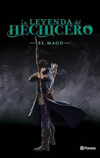 Portada la leyenda del hechicero el mago