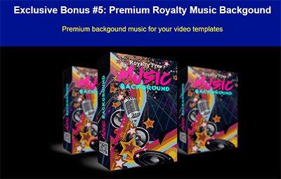 Premium Royalty Music Background