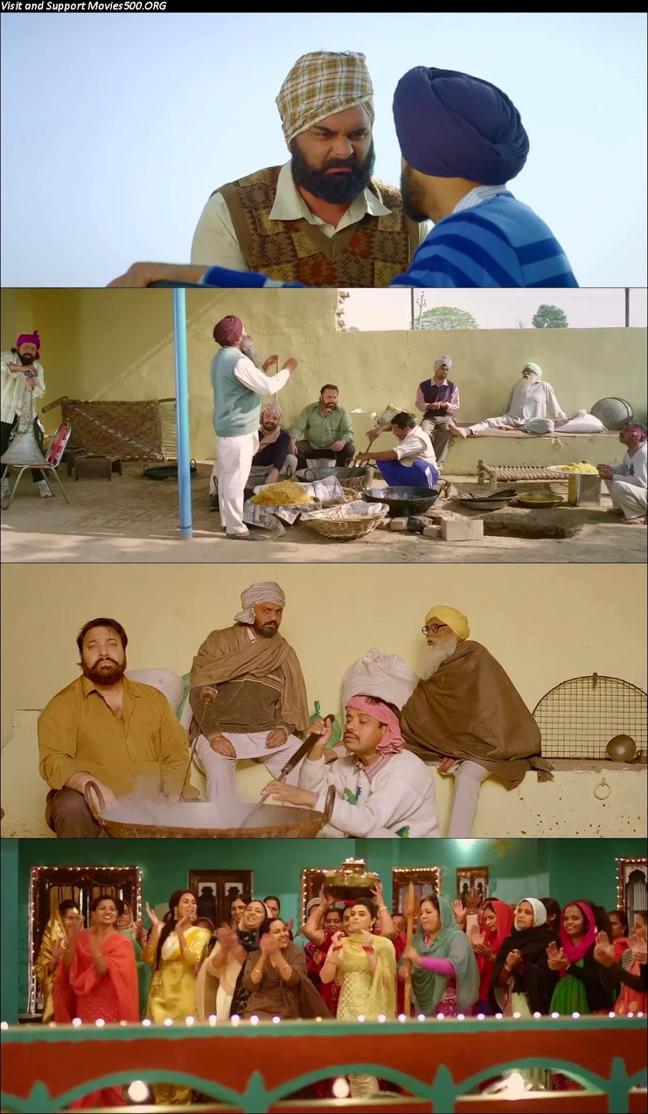 Manje Bistre 2017 Punjabi DVD HD Download WEBRip 720p at newbtcbank.com