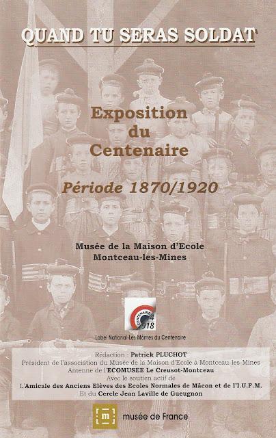 """""""Quand tu seras soldat ! Période 1870-1914"""" en vente au musée"""