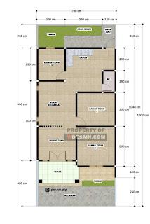 dena rumah minimalis terbaru
