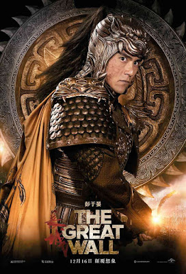 The Great Wall Movie Poster 11