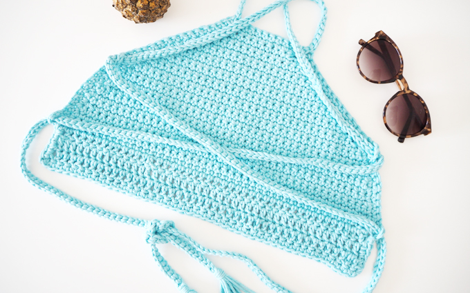 Show Me How To Crochet : DIY How To Crochet Top Tutorial Made Up Style