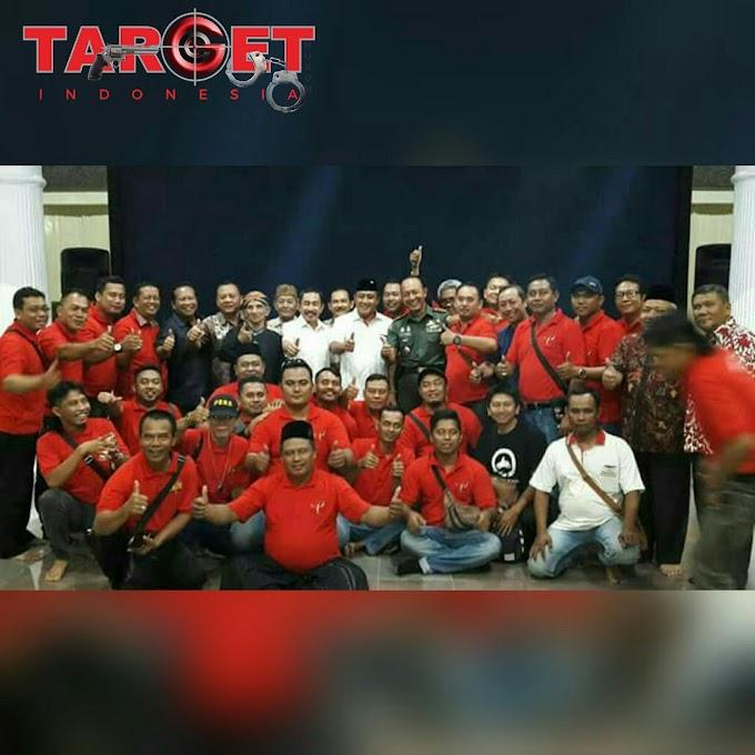 Memperingati HPN 2018 Bupati Dan Wakil Bupati Gelar Baca Doa Bersama Seluruh Jajaran Forkompinda di Aula Pendopo Kabupaten Pati