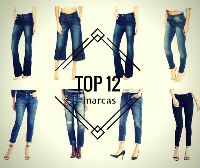 Top 12 Marcas de Calças Jeans Femininas