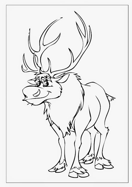 Frozen Coloring Pages Sven Printable Coloring Pages Sheets For Kids Get  The Latest Free Frozen Coloring Pages Sven Images Favorite Coloring Pages  To