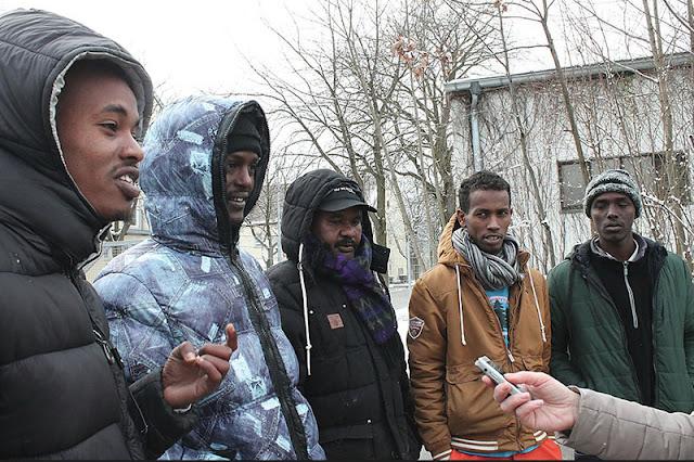 Somali Invader: 'I'll Live Forever on Benefits in Germany