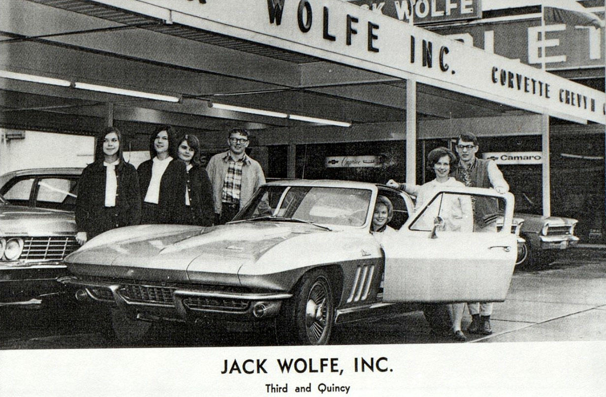 Annualmobiles: Jack Wolfe Chevrolet