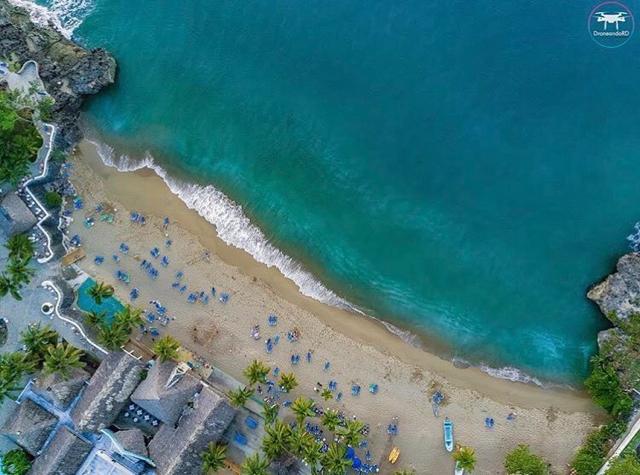 Playa Alicia, Sosúa, República Dominicana.