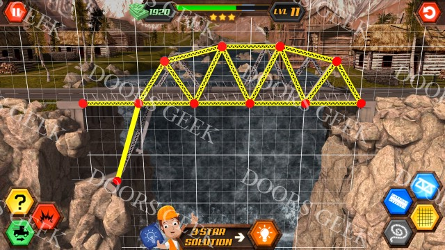 Bridge Builder Simulator Level