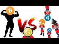Bitcoin vs Altcoin: Cryptocurrency Mana yang Paling Banyak Digunakan?