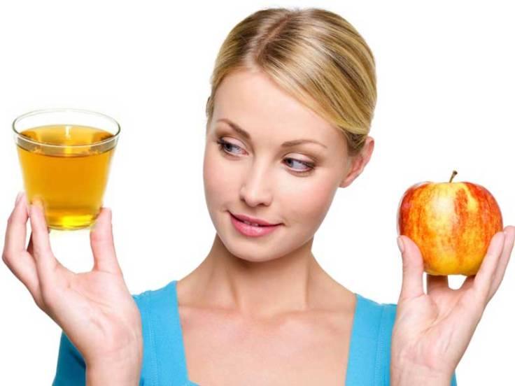 Cuka Sari Apel Efektif Pembuka Saluran Tuba Alami