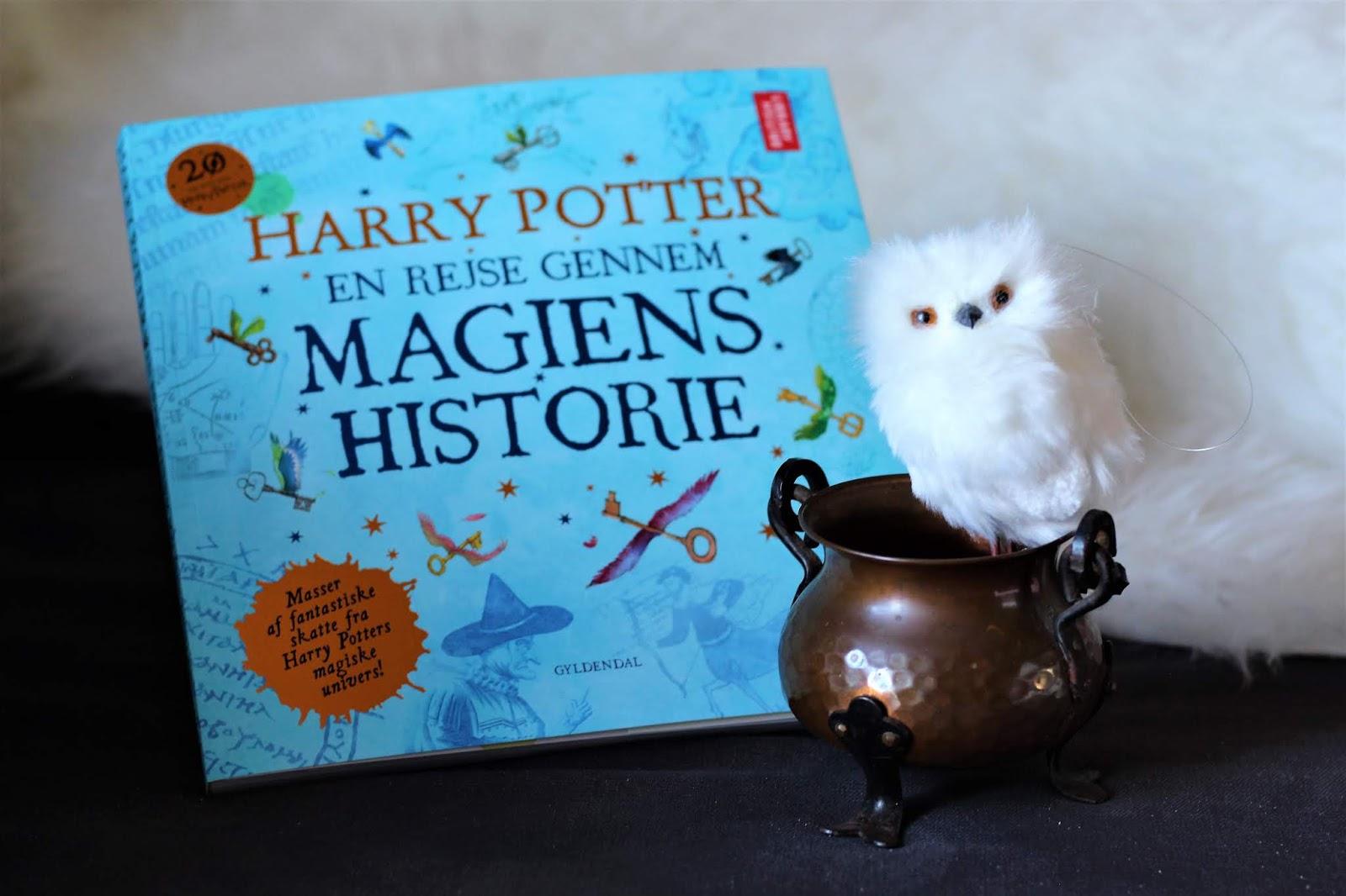 harry potter historie