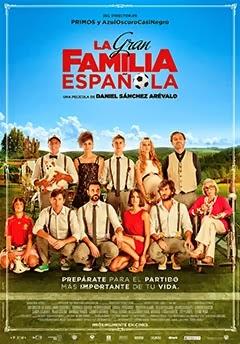 A Grande Familia Espanhola – BRRip AVI + RMVB Legendado