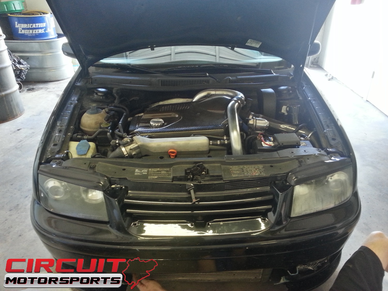 Circuit Motorsports: Flat-Out: VW Jetta in for Some