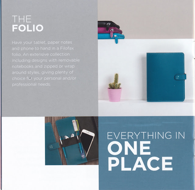 Filofax UK 2019 - Brochure