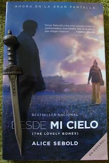 Portada del libro Desde mi cielo, de Alice Sebold