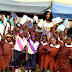 Widows Mite: Miss Osun Donates Writing Materials To Osun Pupils, Ask Them To Be Studious